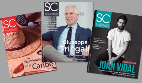 """Revista """"Soy Caribe"""""""