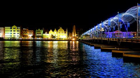 Curazao, el Ámsterdam del Caribe