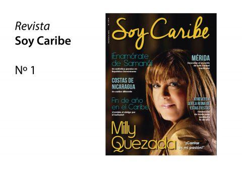 "Revista ""Soy Caribe"" – No 1"